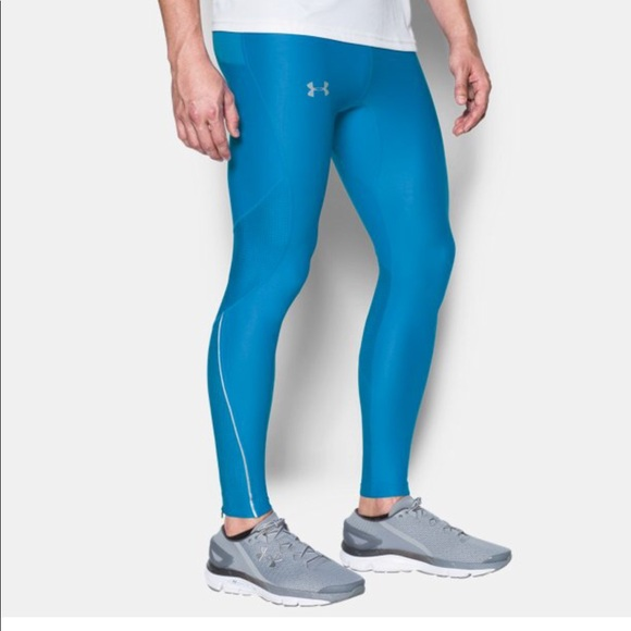 5651addd4c UnderArmour No Breaks Printed Run Leggings NWT